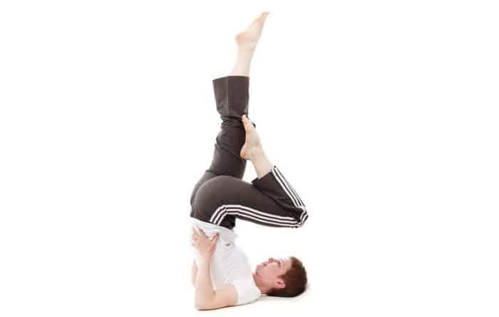 sarvangasana yoga