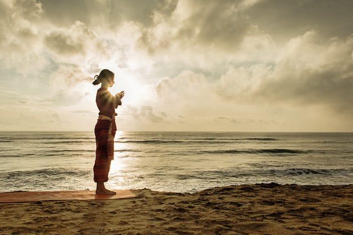 soorya namaskar yoga