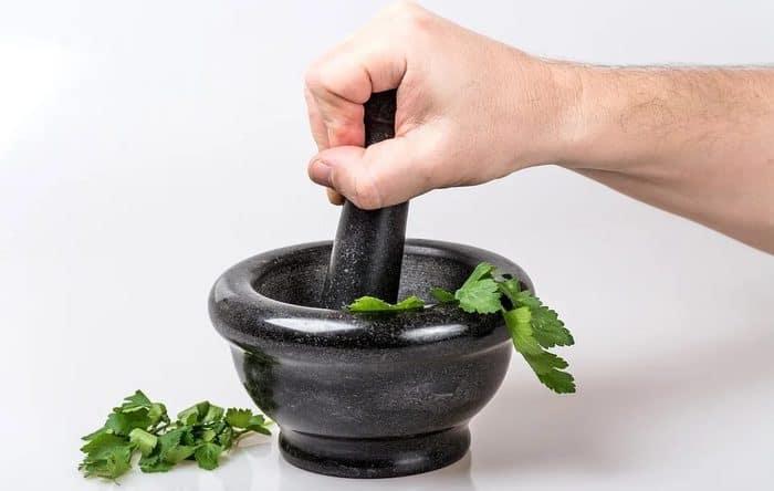 parsley uses in hindi