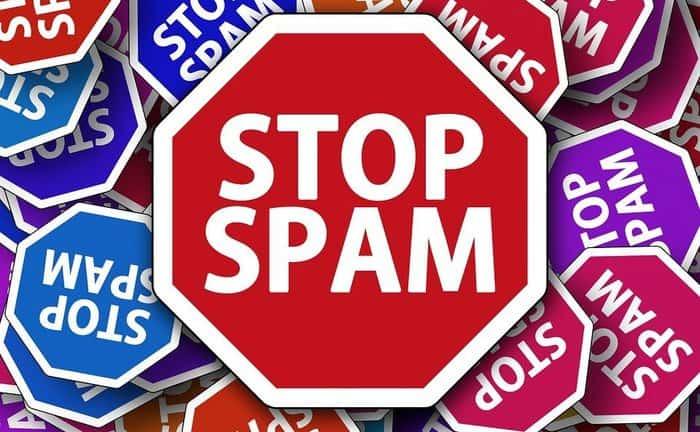 spam in hindi